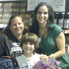 Families Donate School Supplies to JCS Kosher Food Bank (September 2010)
