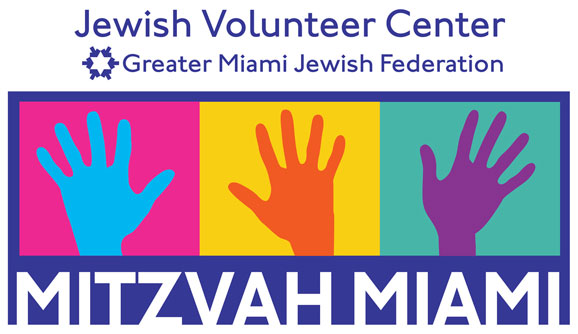 Mitzvah Miami of the Jewish Volunteer Center logo