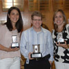 Three Honored for Volunteerism