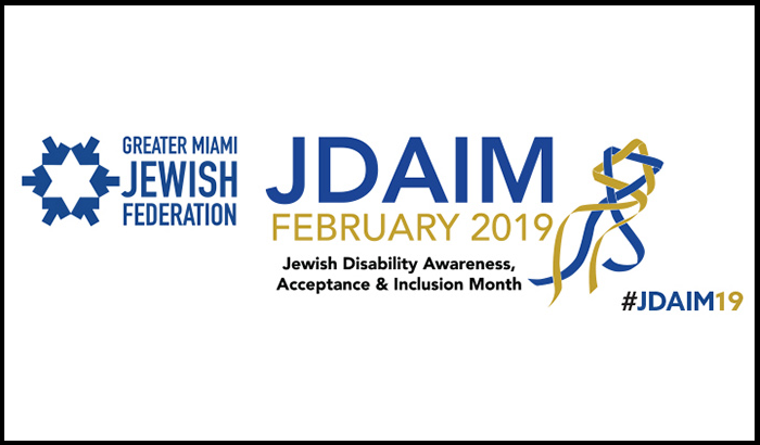 Jewish Disability Awareness, Acceptance & Inclusion Month (JDAIM)