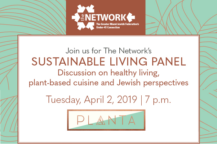 The Network's Sustainable Living Panel