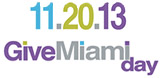 Thank You for Your Support on Give Miami Day!