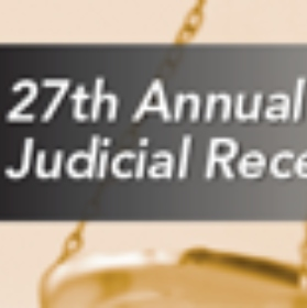 Federation's Attorneys' Division to Host 27th Annual Judicial Reception