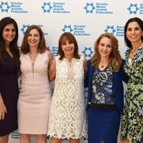 Women's Philanthropy Celebrates Leadership at Annual Meeting