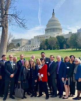 Advocacy Mission Brings Jewish Issues to Washington, D.C.