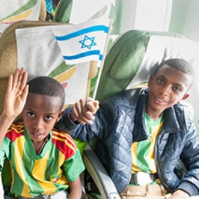 Historic Era of Organized Ethiopia-Israel Aliyah Concludes with Final Jewish Agency Flight