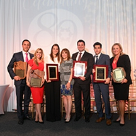 Federation Recognizes Outstanding Community Leaders at Annual Meeting