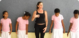 Aventura Pilates Teachers Dance into Lives of Ethiopian-Israeli Children in Pardes Channa-Karkur