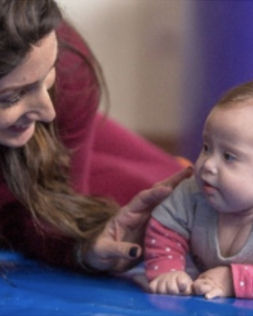 Program in Israel Helps Infants With Disabilities