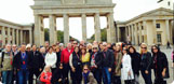 Berlin Israel Mission Presents Powerful Impressions of Jewish People's Past, Present and Future