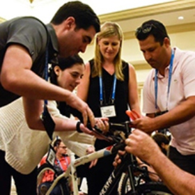NYLC Builds Bikes for Local Children