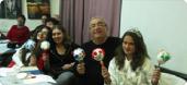 Israeli Holocaust Survivors Find Community at Café Europa Social Clubs