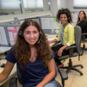 Global Service Center Ensures Journey Is a Success for Olim