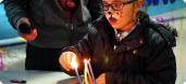 Better Together Helps At-Risk Children Enjoy Chanukah