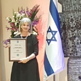 Federation-Supported Israeli Agency Wins Award