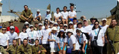 Participants Enjoy a Variety of Experiences on the 2016 Summer Family Mission to Israel
