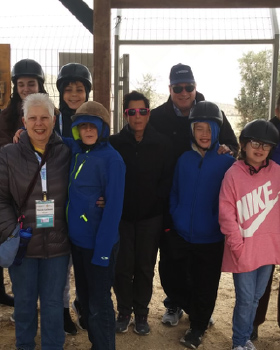 Grandparents and Grandchildren Visit Israel Together as Part of an Innovative Program