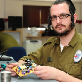 Copy of Federation Is Helping to Provide Israeli Haredi Jews with Economic Opportunities