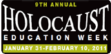 Schedule Announced for Holocaust Education Week