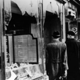 "Join us for ""Kristallnacht: The Spark That Ignited the Holocaust"""