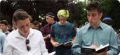 Camp Szarvas: Bringing Jewish Traditions to International Campers