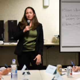 JCRC Brings Leadership Together for Skill-Building Workshop