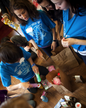 Jewish Teens Can Give Back With Hands-On Community Service on Dr. Martin Luther King Jr. Day