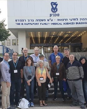 Federation Community Members Returned from a Medical Mission to Israel