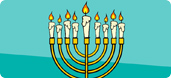 Happy Chanukah from the Greater Miami Jewish Federation!