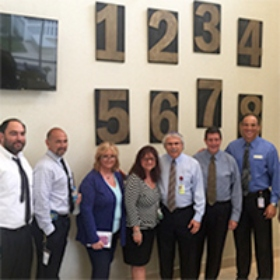 North Dade Jewish Campus Leaders Talk Synergies