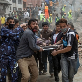 Federation Collecting Funds for Victims of Nepal Earthquake