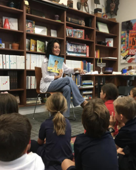 PJ Library Sharing Chanukah With Miami School Children