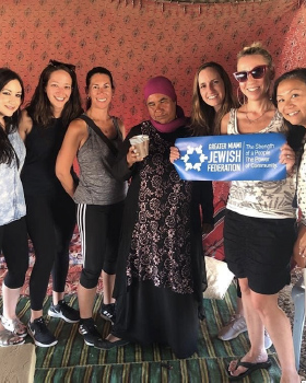 Miami Moms Experience Israel