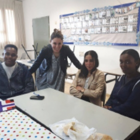 Federation Supports Ethiopian-Israeli High Schoolers Through SPACE