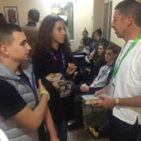 Jewish Teens Gather to Celebrate and Strengthen Jewish Life