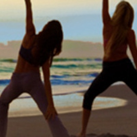 "Replenish Your Mind, Body and Soul Through ""Yoga on the Beach"""
