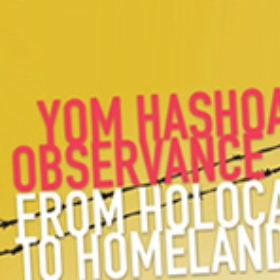 Federation's Jewish Volunteer Center is Seeking Volunteers for the Yom HaShoah (Holocaust Remembrance Day) Observance