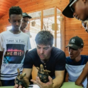 Federation Helps Strengthen Israeli Youth-at-Risk