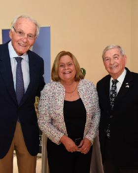 The Eighth Annual Zachor Society Reception Raises Funds to Support the Holocaust Memorial Miami Beach
