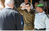 Gilad Shalit Comes Home to Israel