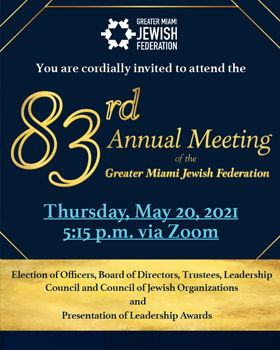 Honor Our Jewish Community Leader