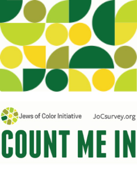 Jews of Color: Be Counted