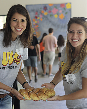 Hillel Program Helps Jewish College-Bound Students Transition to College
