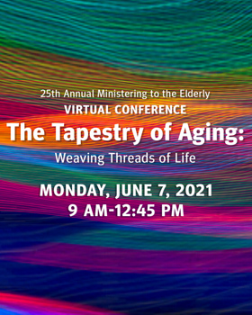 Register for the Ministering to the Elderly Conference