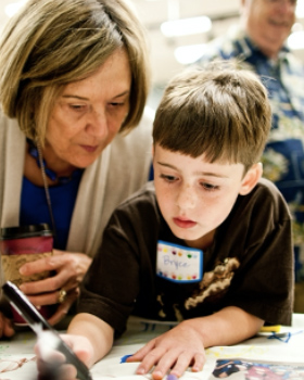 Connecting Preschoolers and Seniors